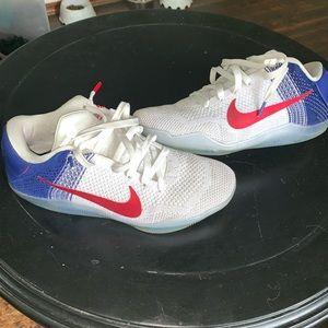 san francisco 9a3d7 0642b Nike Kobe Elite Xi 11 USA Basketball Shoe
